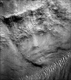 El misterio de las caras marcianas