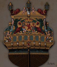 Stern of de Zeven Provincien