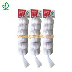 Your own label on mesh bag is available! Chinese Garlic, Net Bag, Fresh Garlic, Label, Mesh, China, Bags, Handbags, Porcelain