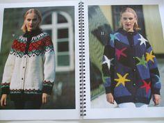 Second Silver - Istex #14 Icelandic Lopi knitting patterns hooded cardigan jacket boot socks pullover
