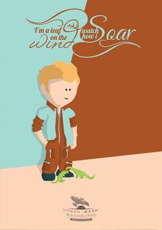I'm a leaf on the wind.... Is it ok that a cartoon just got me all teary eyed