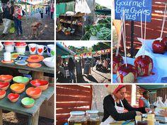 Markets in Cape Town - Tokai Forest Market - Photos by Rachel Robinson