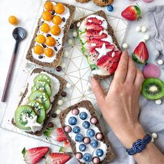 Avocado Toast, Cool Style, Fashion Jewelry, Day, Classic, Colorful Food, Photo Credit, Jewelery, Blue