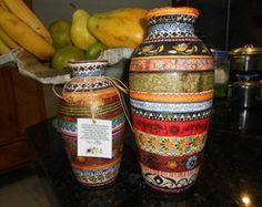 papietagem em cerâmicas