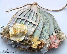 birdcage mini book