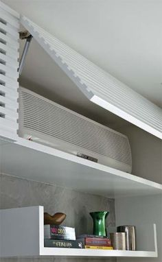 Interior Design Ideas - Hide The Air-Conditioning Unit Inside A ...