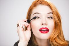 Get Striking, Look-At-Me Lashes In Lauren Andersen's Mascara Master Class