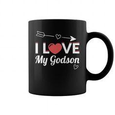 Cool Godson  I love my godson Shirts & Tees #tee #tshirt #named tshirt #hobbie tshirts # Godson