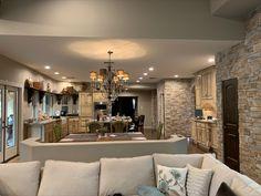 Kitchen Recessed Lighting, Pot Lights, Light Installation, Vanity Lighting, Home Improvement, Ceiling Lights, House, Home Decor, Decoration Home