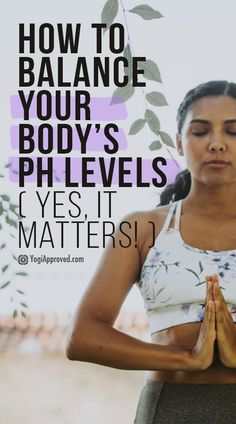 How to Balance Your Body's pH Levels and Why It Matters. Holistic Health Tips for Beginners, Wellness Tips, Health And Wellness, Health Fitness, Ph Levels, Hormonal Acne, Healthy Living Tips, Get Healthy, Healthy Life, Natural Health