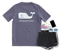 """""""Set for Annie read d"""" by beautylove200 ❤ liked on Polyvore featuring Vineyard Vines, adidas, lululemon, Converse, Oliver Peoples and Ted Baker"""