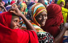 Women in Dadaab Refugee camp Dadaab Refugee Camp, Many Faces, Lifestyle News, Light Painting, Camping, Digital, World, Womens Fashion, People