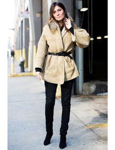 os Achados|Moda|Belt the Coat