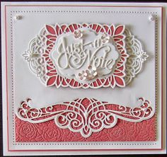 Creative Expressions: New Gemini die sets from CE designed by Sue Wilson...