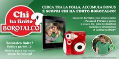 Concorso Borotalco – Instant Win from DimmiCosaCerchi.it - Campioni gratuiti, Concorsi a premi, Metodi per guadagnare, Buoni sconto