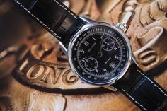 The Value Proposition: The Longines Column-Wheel, Single-Push-Piece Chronograph Reference L2.800.4.53.0