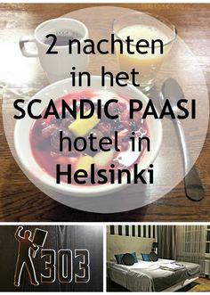Het Scandic Paasi hotel in Helsinki is niet zomaar een hotel, het is een hotel met een circusthema!