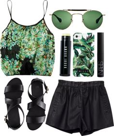"""Over the Love"" by clourr on Polyvore"