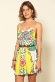 vestido curto decote  sutillia