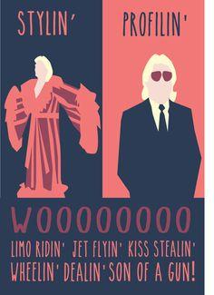 Ric Flair Poster
