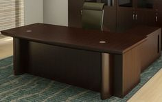 classical office particle board veneer desk table, executive table, director table, manager desk design, OEM $80~$350