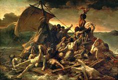 Ab laeva rite probatum: La balsa de La Medusa: nacimiento de una obra