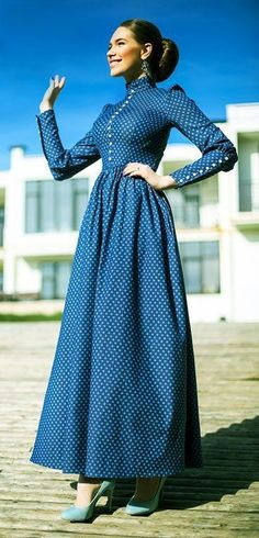 latest shweshwe dresses in South Africa in 2019 - Pretty 4 Latest African Fashion Dresses, African Print Dresses, African Print Fashion, African Dress, Xhosa Attire, African Attire, Seshoeshoe Dresses, Vintage Dresses, Shweshwe Dresses