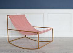 Muller van Severen rocking chair / theapartment.dk