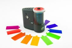 12-Color Splash Flash   CHECK!