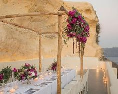 Outdoor Dining in Greece