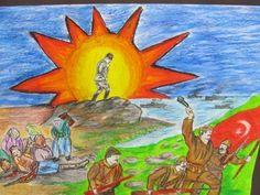 Çanakkale savaşı çizimleri, çanakkale savaşı resim yarışması çizimleri, çanakkale savaşı öğrenci çizimleri, çanakkale savaşı karakalem çizimleri, çanakkale savaşı birinci olan çizimleri,