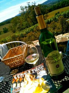 Hillsborough Vineyard, a family owned vineyard and winery specializing in small batch production of complex wines.