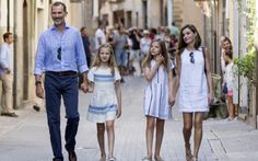 Why Spain's royal family is the most stylish in the world