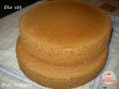 Choco Fresh, Poppy Cake, Torte Cake, Hungarian Recipes, Winter Food, Hot Dog Buns, Cake Recipes, Cake Decorating, Bakery