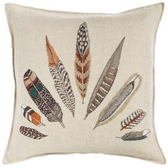 Make my own for feature cushion/artwork (framed beside bed!)
