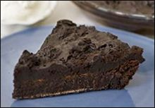 In the Zombie Apocalypse Mississippi Mud Pie is is almost as important as morphine!
