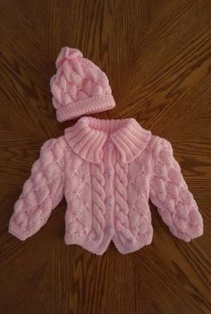 Hey, I found this really awesome Etsy listing at https://www.etsy.com/listing/264191199/knitted-baby-jacket-knitted-newborn