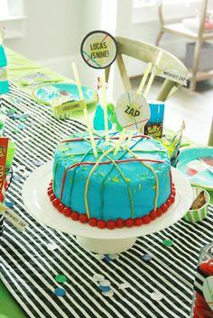 Laser Tag Birthday Party Laser tag birthday Birthdays and Laser