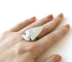Arrowhead Ring -- uncovet.com  $20.00