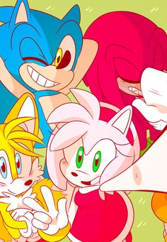by sp-rings on DeviantArt Sonic The Hedgehog, Hedgehog Movie, Silver The Hedgehog, Shadow The Hedgehog, Sonamy Comic, Sweet Drawings, Rouge The Bat, Sonic Heroes, Sonic And Amy