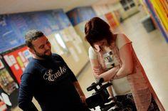 #ASingleGirlsChristmas #BehindTheScenes #FilmLife #HighSchool #ChristmasTime #Filmmaking