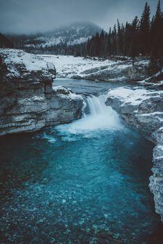 teapalm:  (Tasha Marie)   Elbow Falls
