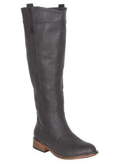 Penny Boot in Gray | Delia's $49.90