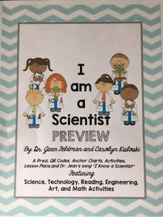I KNOW A SCIENTIST! - Dr. Jean & Friends Blog