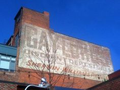 Gaylord's Discount Dept. Stores/Sherwin-Williams Ghost Signs in Cleveland, Ohio: