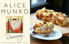 From the blog Paper and Salt, this recipe for Rosemary Bread Pudding is the ideal dish to eat while reading Alice Munro's stories.