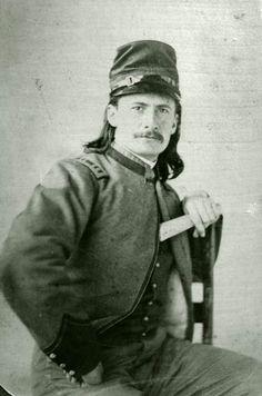 Emmett McDonald, a South Carolinian Confederate captain.