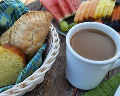 Panecito y cafecito