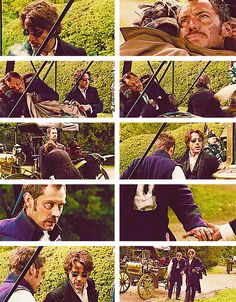 """Brothers not in blood, but in bond...  (""""Sherlock Holmes: A Game of Shadows"""" - Jude Law, Robert Downey Jr.)"""