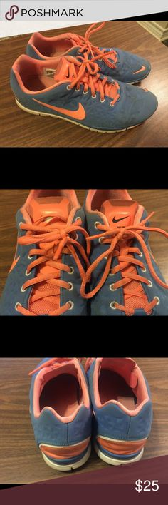 💕‼️ NEW ‼️💕 Nike Free Run Tennis Shoes Super comfy and a lovely color! You'll love these shoes for working out or for casual wear. Gently loved. MAKE ME AN OFFER! Nike Shoes Athletic Shoes